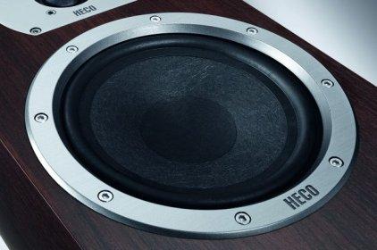 Комплект акустики Heco Victa Prime 502 Set 5.0 espresso (502+202+102)