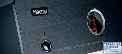 Magnat MA400 black