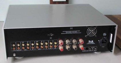 T+A PA 1530 R chrome