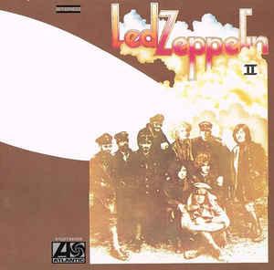 Виниловая пластинка Led Zeppelin LED ZEPPELIN II (Deluxe Edition/Remastered/180 Gram)