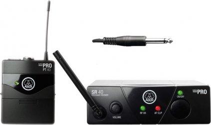 Радиосистема AKG WMS40 Mini Instrumental ISM2