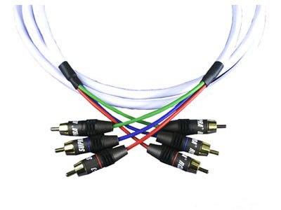Межблочный видеокабель Supra 3RCA - 3RCA Cable, 15m