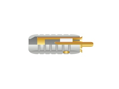Кабель межблочный Wire World Luna 7 Mono Subwoofer Interconnect 3.0m