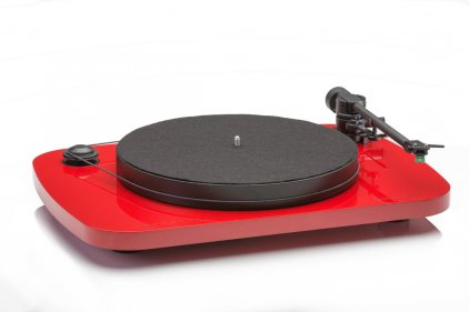Проигрыватель винила Musical Fidelity Roundtable Turntable black