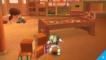 Игра для PSP История игрушек. Большой побег (Essentials) (русская версия)
