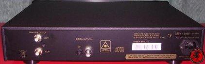 Exposure 3010S2 CD Player black
