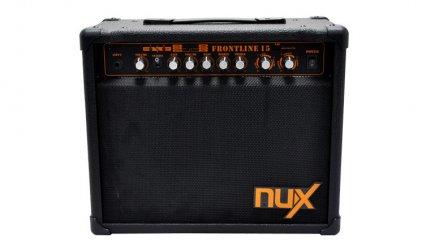 Nux Frontline 15