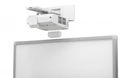 NEC UM301Wi Interactive MP (c крепежом NP04WK)