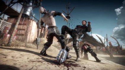 Игра для PS4 Mad Max (русские субтитры)