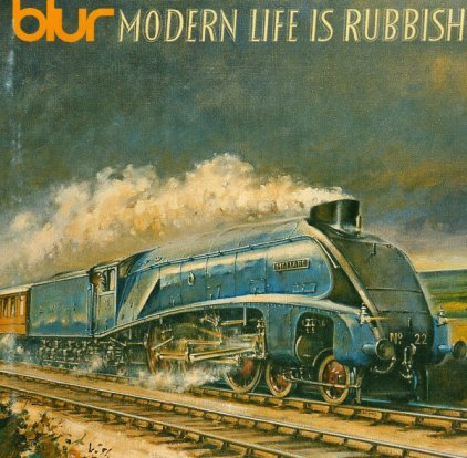 Blur MODERN LIFE IS RUBBISH (180 Gram)
