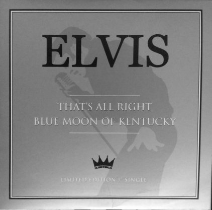 Elvis Presley THAT'S ALL RIGHT (2 tracks)