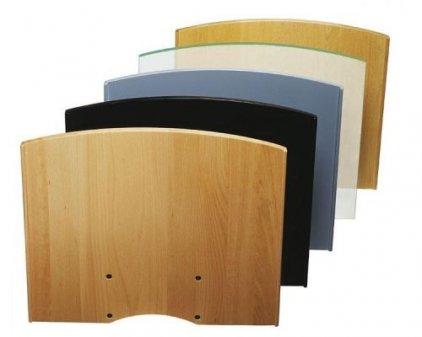 Полка с консолью SMS Flatscreen shelf M/L black