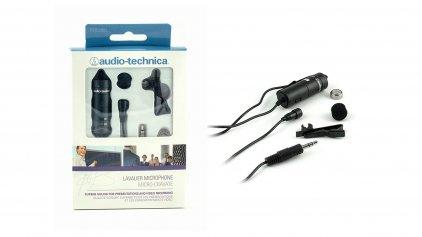 Микрофон Audio Technica ATR3350iS
