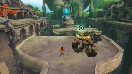 Sony Игра для PSP Крэш: Битва титанов (Essentials) rus (29663)