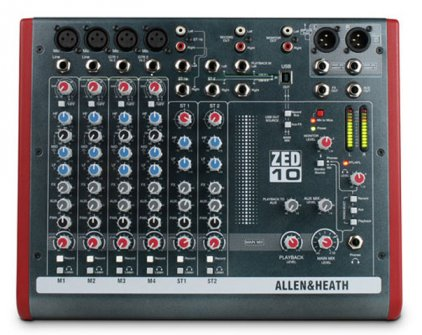 Allen&Heath ZED10