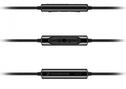 Наушники Sennheiser M2 AEI black