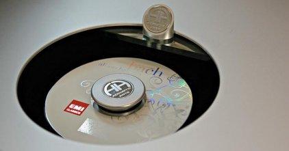 CD проигрыватель Accustic Arts Player I MK-3 silver