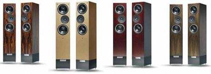 Напольная акустика LIVING VOICE AVATAR II IBX-R2 bamboo