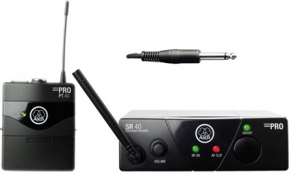 Радиосистема AKG WMS40 Mini Instrumental Set BD ISM2 (864.375)