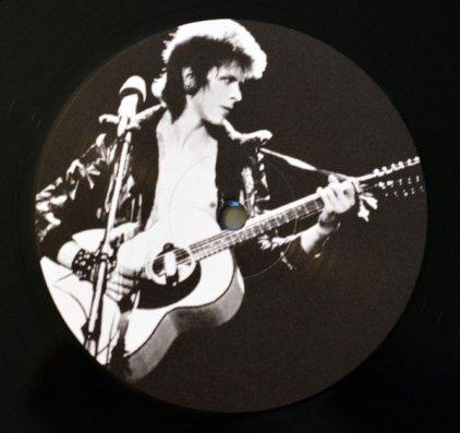 David Bowie LIVE SANTA MONICA '72 (180 Gram)