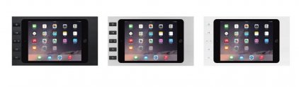Рамка iPort SURFACE MOUNT BEZEL BLACK WITH 6 BUTTONS (For iPad Mini 4)