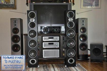 Polk Audio RTi A9 black (пара)
