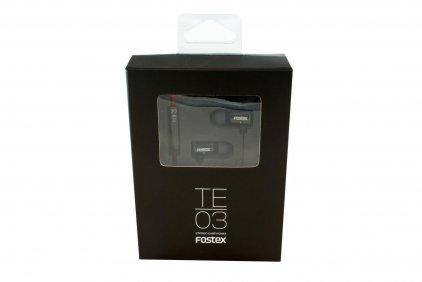 Fostex TE-03B black
