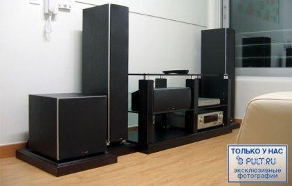 Polk Audio Monitor CS2 Black