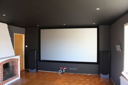 "Euroscreen One Electric Video (4:3) 113"" 230x172.5cm Arctiq c"