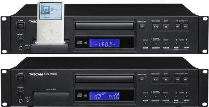 Tascam CD-200i