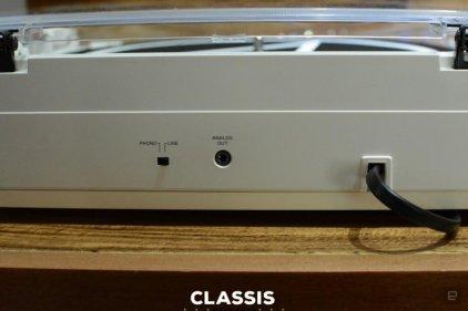 Audio Technica AT-LP60BT Black
