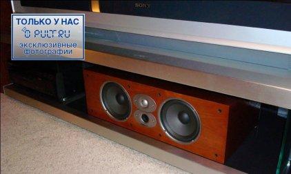 Polk Audio CSi A6 cherry