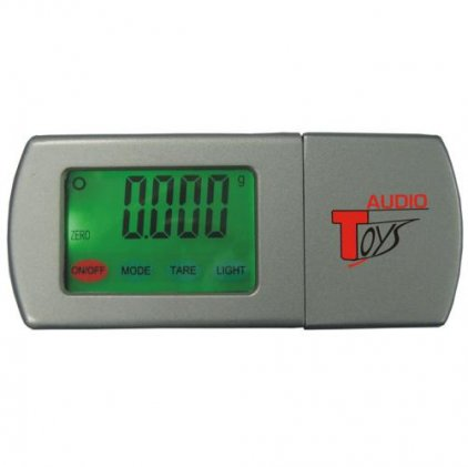 AudioToys Arm Load Meter