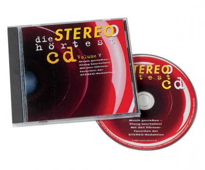 CD диск In-Akustik CD Die Stereo Hortest CD Vol. V #0167924