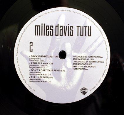 Miles Davis TUTU (Deluxe Edition/180 Gram/Remastered)