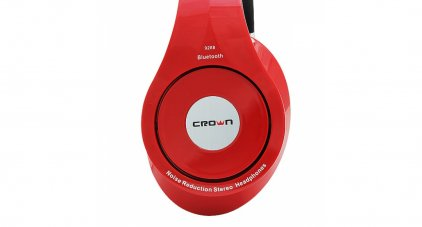 Crown Micro CMBH-9288 red