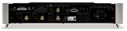 CD проигрыватель Sim Audio MOON 650D black / red display