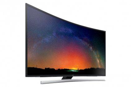 LED телевизор Samsung UE-55JS8500T