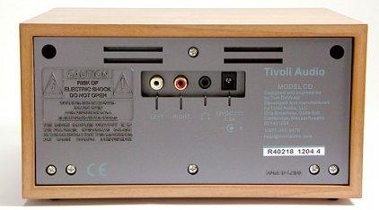 CD-проигрыватель Tivoli Audio Model CD piano white/silver (MCDWSB)