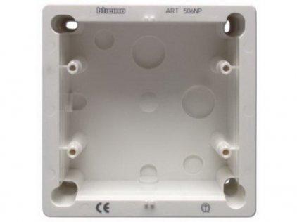 APart BB2 Наружная монтажная коробка для проводной панели управления PM1122RL.