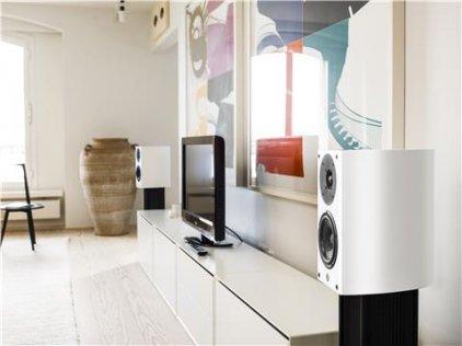 System Audio SA Pandion 2 White Satin