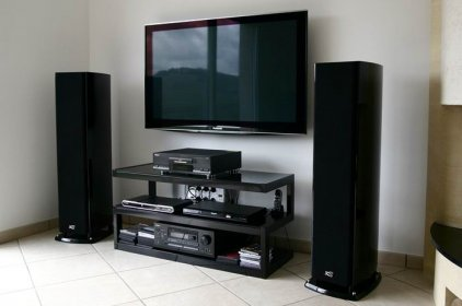 Напольная акустика Cabasse Iroise 3 (Glossy black)