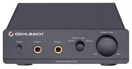 Oehlbach XXL DAC Ultra black