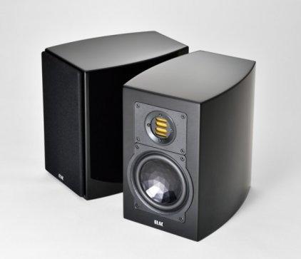 Полочная акустика Elac BS 263 high gloss black