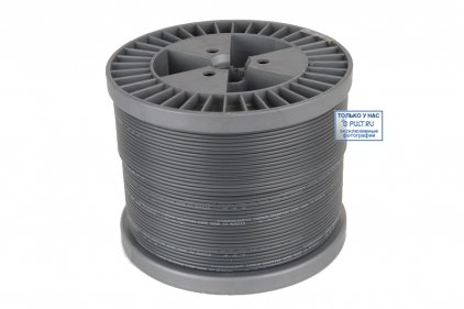 Tchernov Cable Mounting Wire Grey (Spool)