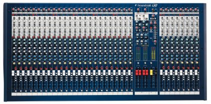 Soundcraft SPIRIT LX7ii 32CH