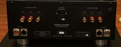 Copland CTA 506 silver