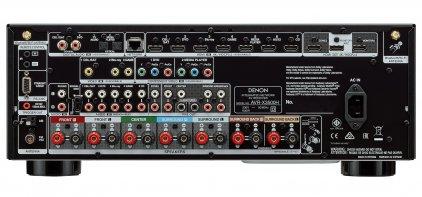Denon AVR-X3500H + HEOS 1HS2