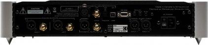 SIM Audio Moon 750D 2 TONE (Black/Silver)\Blue Display