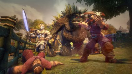 Microsoft Игра для Xbox360 Fable Anniversary (RUS)